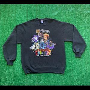 Vintage Excalibur Las Vegas Casino Sweatshirt